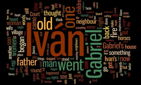 Tolstoy Wordle