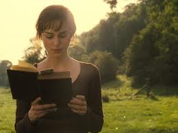 a girl who reads