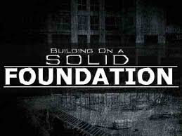 solid foundation building